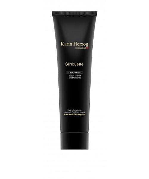 Anti-cellulite body cream , Silhouette