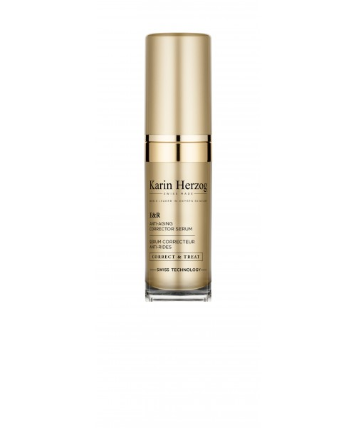 Anti-wrinkle lifting serum with hyaluronic acid, E&R