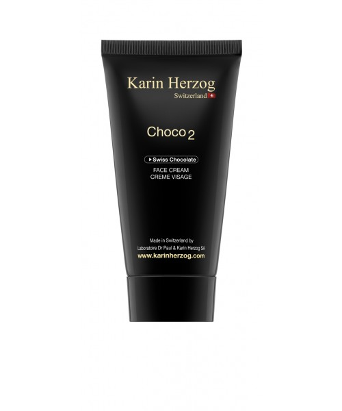 Chocolated moisturizing face cream, Choco2