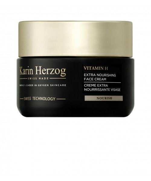 Multivitaminated comfort face cream, Vitamin H