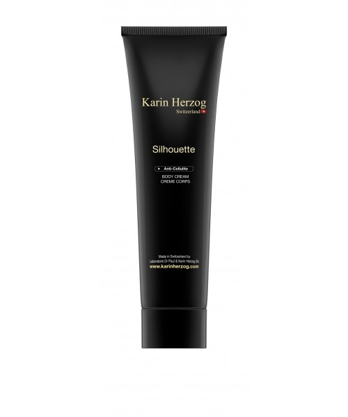 Body cream , Silhouette
