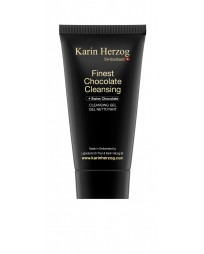 Chocolated makeup removing and cleansing gel, Finest Chocolate Cleansing