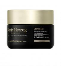 Multivitaminated comfort face cream, Vitamin H