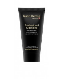 Makeup removing and cleansing gel, Professional Cleansing