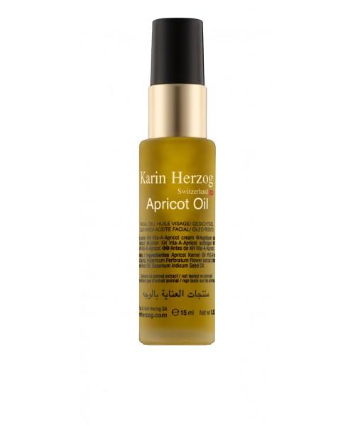 Huile sèche nourissante pour le visage, Apricot Oil