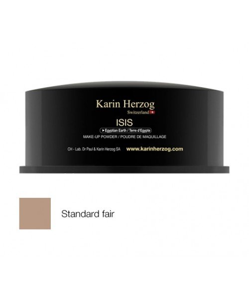Poudre libre de maquillage, standard, Egyptian Earth Isis